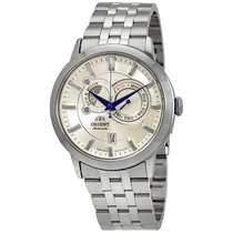 Orient FET0P002W0 New Steel 41mm Automatic