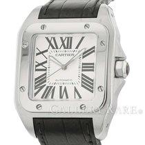 Cartier Santos 100 W20073X8 pre-owned