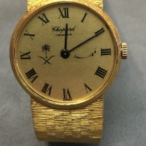 Chopard Yellow gold Manual winding pre-owned