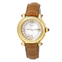 Chopard Yellow gold 32mm Quartz 27/6144-21 pre-owned United States of America, New York, New York