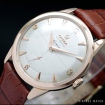 Omega Or rose 35mm Remontage automatique occasion
