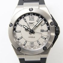 IWC Ingenieur Dual Time Titanyum 45mm