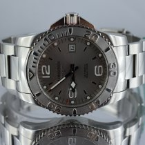 Longines Steel Automatic L36714766 pre-owned