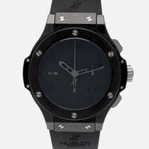Hublot Big Bang Керамика 44mm Чёрный