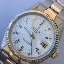 Rolex Oyster Perpetual Date 1500 1980 occasion