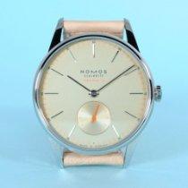 NOMOS Orion Neomatik neu 2021 Automatik Uhr mit Original-Box und Original-Papieren 393