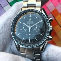 歐米茄 Speedmaster Professional Moonwatch 鋼 42mm 黑色