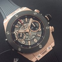 Hublot Big Bang Unico King Gold Ceramic