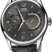 Oris Artelier Calibre 111 Steel Silver United States of America, New York, Brooklyn