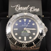 Rolex Sea Dweller Deep Sea D Blue 116660 James Cameron