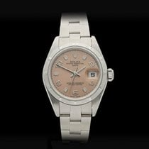 Rolex Date Stainless Steel Ladies 79190 - W4018