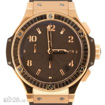 Hublot Big Bang Tutti Frutti Brown Carat Unworn Papers 09/2017