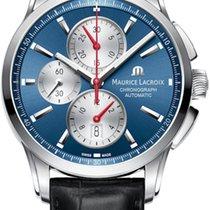 Maurice Lacroix Pontos Automatik Chronograph PT6388-SS001-430-1