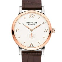 Montblanc 107309 Star Classique 39mm Automatic in Steel and...