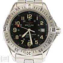 Breitling Breilting Uhr Colt Superocean Automatik Ref. A17040
