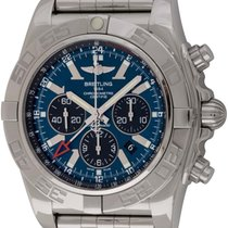 Breitling : Chronomat B04 GMT :  AB041012/C835 :  Stainless Steel