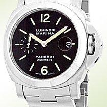 "Panerai Gent's Stainless Steel 44mm  ""Luminor Marina"" Automati..."