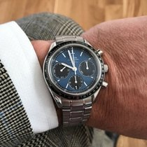 Omega Speedmaster Racing Blue Dial