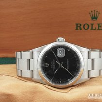 Rolex Datejust Chronometer Automatic Black Dial Oysterband