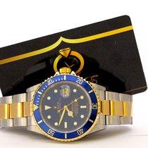 Rolex Submariner Date 16613 anno 2008 RRR just serviced