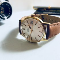 Omega Men's Classic vintage gold filled watch Automatic movement