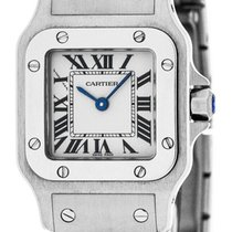 Cartier Santos Galbée 34.8mm Silver United States of America, California, Los Angeles