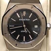 Audemars Piguet 15300 Staal 2007 Royal Oak Selfwinding 39mm tweedehands