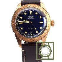 Oris Bronze 42mm Remontage automatique 01 733 7720 3185 occasion Belgique, Antwerp
