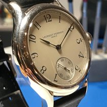 Laurent Ferrier White gold Automatic pre-owned
