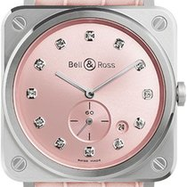 Bell & Ross BR S Steel 39mm Pink United States of America, California, Moorpark