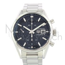 TAG Heuer CBK2110.BA0715 Steel Carrera 41mm new