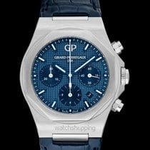 Girard Perregaux Laureato Steel 42.00mm United States of America, California, San Mateo