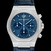 Girard Perregaux 81020-11-431-BB4A Steel 2019 Laureato 42.00mm new United States of America, California, San Mateo