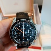 Omega Speedmaster Racing new 2019 Automatic Chronograph Watch with original box and original papers 329.32.44.51.01.001