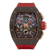 Richard Mille 42mm Automatic Rm011 pre-owned
