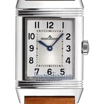 Jaeger-LeCoultre Reverso Classique Steel 40.1mm Silver United States of America, New York, Airmont