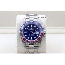 Rolex GMT-Master II Blue