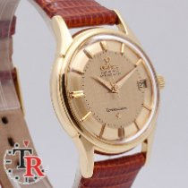 Omega Constellation Or jaune 34mm Or