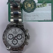 Rolex Daytona Steel 40mm White No numerals United Kingdom, Swansea