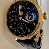 IWC Portuguese Perpetual Calendar IW503202 2010 occasion