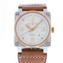 Bell & Ross Steel 42mm Automatic Steel & Rose Gold pre-owned United States of America, Georgia, Atlanta