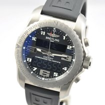 Breitling Titanium 46mm Quartz EB5010B1/M532 new United States of America, Ohio, Mason