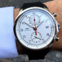 IWC Portuguese Yacht Club Chronograph IW390502 2016 pre-owned