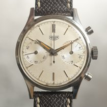 Heuer Steel 37mm Manual winding 3336S pre-owned