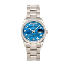 Rolex Day-Date 36 118209 pre-owned
