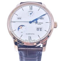 Glashütte Original Senator Excellence Red gold 42mm Silver Arabic numerals United States of America, Florida, Naples
