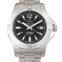 Breitling A17313101B1A1 Steel 2019 Chronomat Colt 41mm new United States of America, New Jersey, Princeton