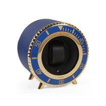 Watch Winder Blue/Gold New
