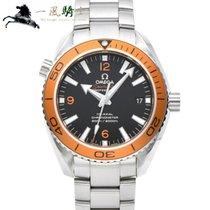 Omega Seamaster Planet Ocean Acero 42mm Negro