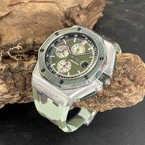 Audemars Piguet Royal Oak Offshore Chronograph 26400SO.OO.A054CA.01 Ungetragen Stahl 44mm Automatik Deutschland, München